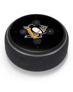 Pittsburgh Penguins Solid Background Amazon Echo Dot Skin