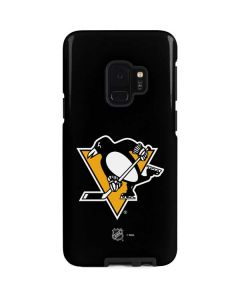 Pittsburgh Penguins Solid Background Galaxy S9 Pro Case
