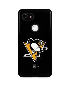 Pittsburgh Penguins Solid Background Google Pixel 2 XL Pro Case
