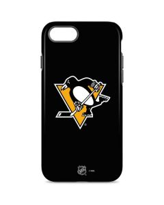 Pittsburgh Penguins Solid Background iPhone 7 Pro Case