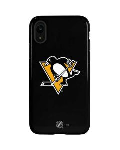Pittsburgh Penguins Solid Background iPhone XR Pro Case
