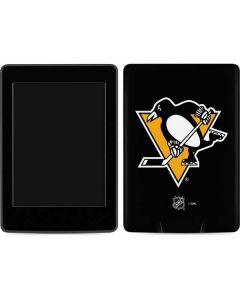 Pittsburgh Penguins Solid Background Amazon Kindle Skin