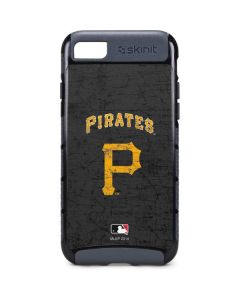 Pittsburgh Pirates - Solid Distressed iPhone 8 Cargo Case
