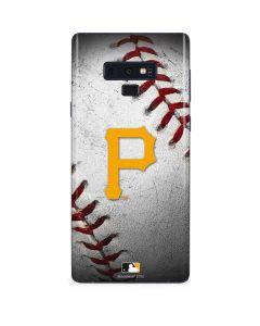 Pittsburgh Pirates Game Ball Galaxy Note 9 Skin