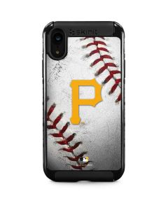 Pittsburgh Pirates Game Ball iPhone XR Cargo Case