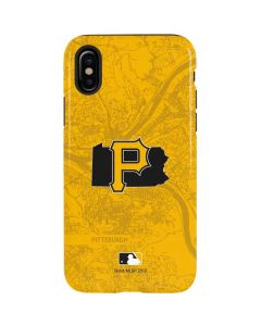Pittsburgh Pirates Home Turf iPhone X Pro Case