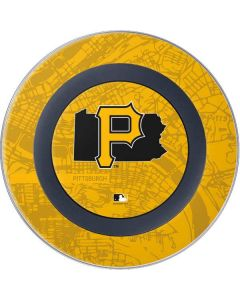 Pittsburgh Pirates Home Turf Wireless Charger Skin