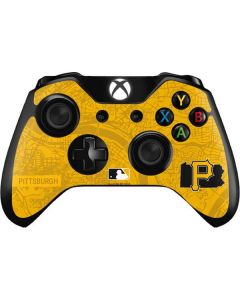 Pittsburgh Pirates Home Turf Xbox One Controller Skin