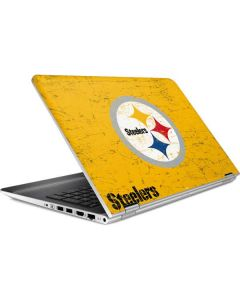 Pittsburgh Steelers - Alternate Distressed HP Pavilion Skin