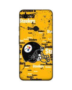 Pittsburgh Steelers - Blast Google Pixel 3a Skin