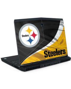 Pittsburgh Steelers Dell Alienware Skin