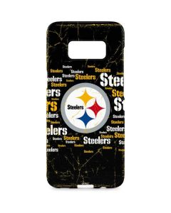 Pittsburgh Steelers Black Blast Galaxy S8 Plus Lite Case