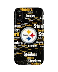 Pittsburgh Steelers Black Blast iPhone XS Max Pro Case