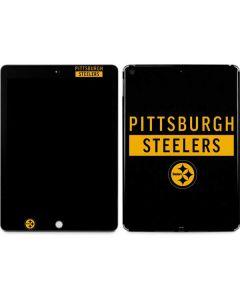 Pittsburgh Steelers Black Performance Series Apple iPad Skin