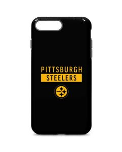 Pittsburgh Steelers Black Performance Series iPhone 8 Plus Pro Case