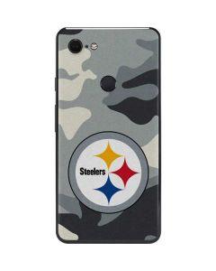 Pittsburgh Steelers Camo Google Pixel 3 XL Skin