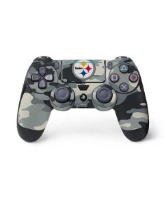 Pittsburgh Steelers Camo PS4 Pro/Slim Controller Skin
