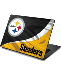 Pittsburgh Steelers Dell Chromebook Skin