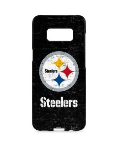 Pittsburgh Steelers Distressed Galaxy S8 Plus Lite Case