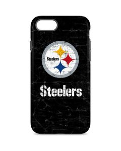 Pittsburgh Steelers Distressed iPhone 7 Pro Case