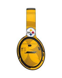 Pittsburgh Steelers Double Vision Bose QuietComfort 35 Headphones Skin
