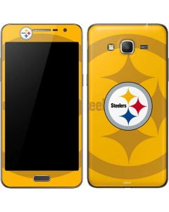 Pittsburgh Steelers Double Vision Galaxy Grand Prime Skin