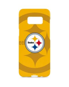 Pittsburgh Steelers Double Vision Galaxy S8 Plus Lite Case
