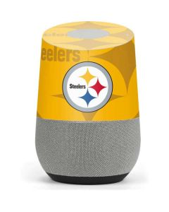 Pittsburgh Steelers Double Vision Google Home Skin