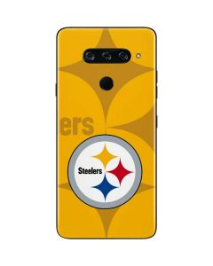 Pittsburgh Steelers Double Vision LG V40 ThinQ Skin