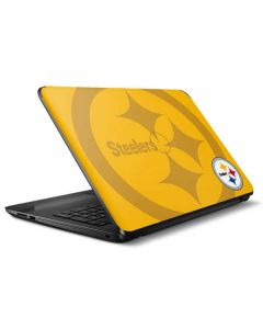 Pittsburgh Steelers Double Vision HP Notebook Skin