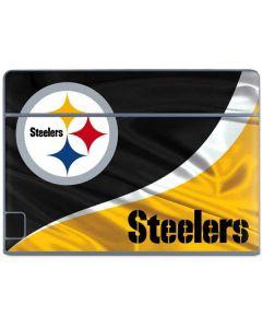 Pittsburgh Steelers Galaxy Book Keyboard Folio 10.6in Skin