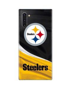 Pittsburgh Steelers Galaxy Note 10 Skin