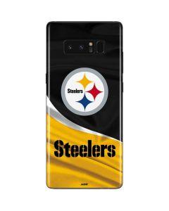 Pittsburgh Steelers Galaxy Note 8 Skin
