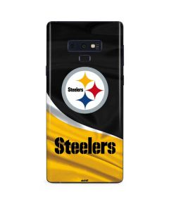 Pittsburgh Steelers Galaxy Note 9 Skin