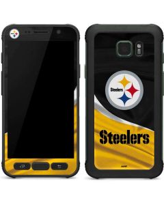 Pittsburgh Steelers Galaxy S7 Active Skin