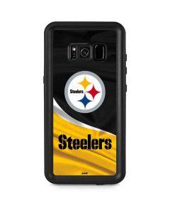 Pittsburgh Steelers Galaxy S8 Plus Waterproof Case
