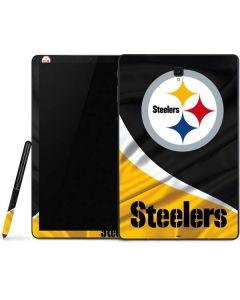 Pittsburgh Steelers Samsung Galaxy Tab Skin