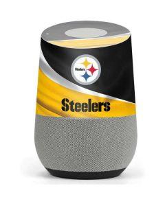 Pittsburgh Steelers Google Home Skin