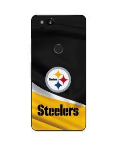 Pittsburgh Steelers Google Pixel 2 Skin