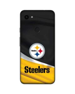 Pittsburgh Steelers Google Pixel 3a Skin