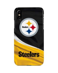 Pittsburgh Steelers iPhone XS Max Lite Case