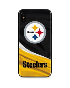 Pittsburgh Steelers iPhone XS Skin