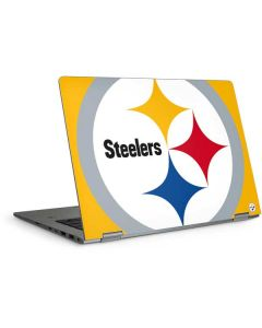Pittsburgh Steelers Large Logo HP Elitebook Skin