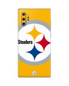Pittsburgh Steelers Large Logo Galaxy Note 10 Plus Skin