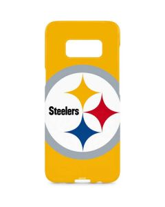 Pittsburgh Steelers Large Logo Galaxy S8 Plus Lite Case