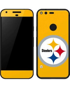 Pittsburgh Steelers Large Logo Google Pixel Skin
