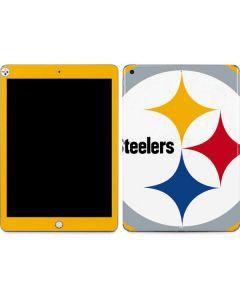 Pittsburgh Steelers Large Logo Apple iPad Skin