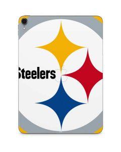 Pittsburgh Steelers Large Logo Apple iPad Pro Skin