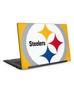 Pittsburgh Steelers Large Logo Dell Latitude Skin