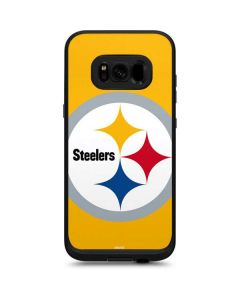 Pittsburgh Steelers Large Logo LifeProof Fre Galaxy Skin